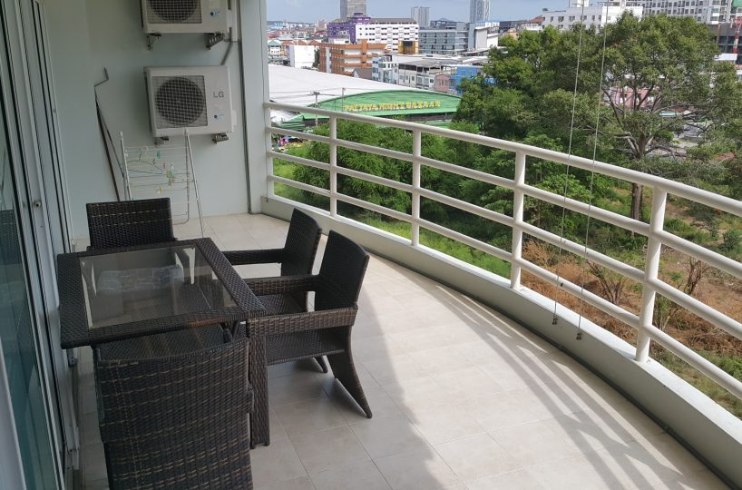View Talay 6 Condo Pattaya Beachroad