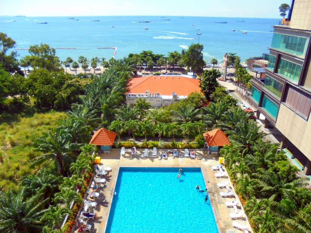 viewtalay pattaya beach condominium condos for rent