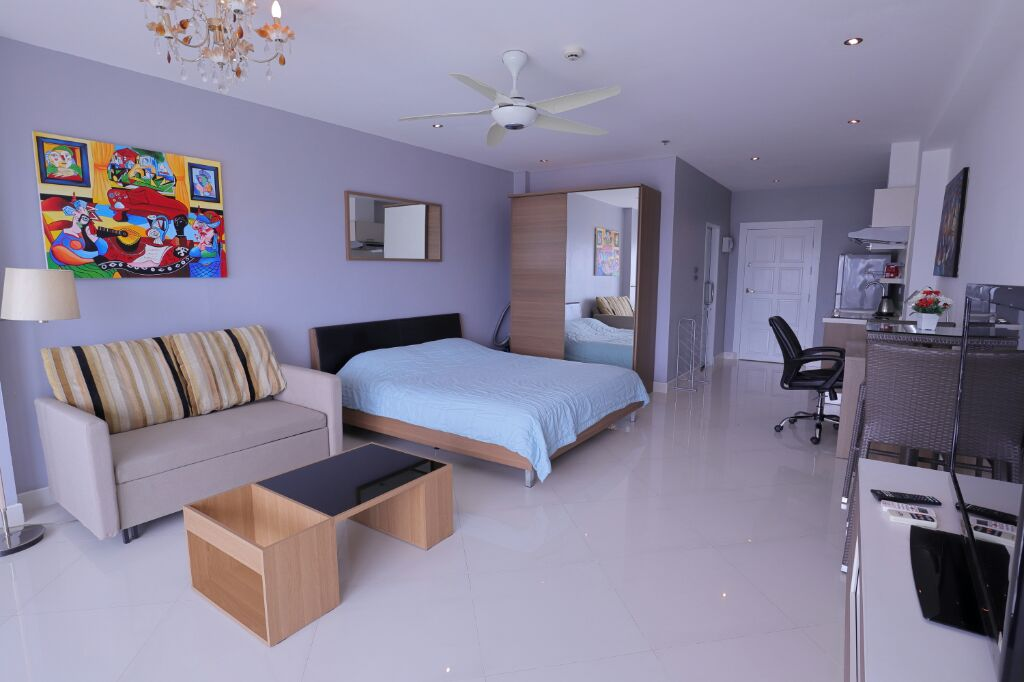 pattaya viewtalay beach condominium