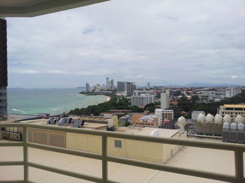 Viewtalay 6 Condo Pattaya Beachroad